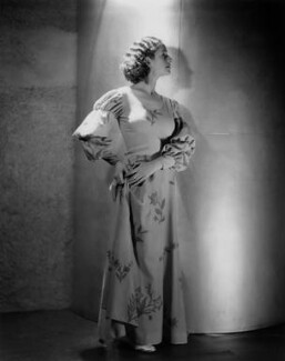Dame Peggy Ashcroft as Juliet in 'Romeo and Juliet', by Howard Coster, 1935 - NPG x10328 - © National Portrait Gallery, London