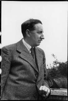 E.M. Forster, by Howard Coster, June 1938 - NPG x10403 - © National Portrait Gallery, London