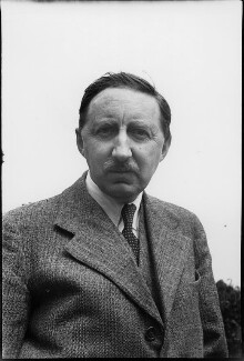 E.M. Forster, by Howard Coster, June 1938 - NPG x10404 - © National Portrait Gallery, London
