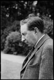 E.M. Forster, by Howard Coster, June 1938 - NPG x10405 - © National Portrait Gallery, London