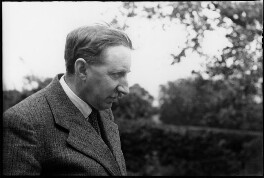 E.M. Forster, by Howard Coster, June 1938 - NPG x10407 - © National Portrait Gallery, London