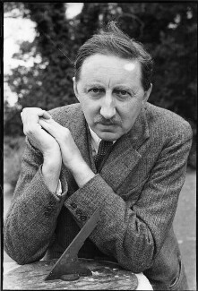 E.M. Forster, by Howard Coster - NPG x10408