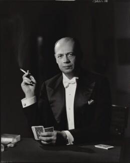 Ely Culbertson, by Howard Coster - NPG x10549