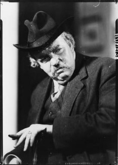 G.K. Chesterton, by Howard Coster - NPG x10764
