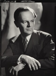 Kenneth Clark, Baron Clark, by Howard Coster - NPG x10827