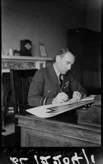 Sir Arthur Coningham, by Howard Coster - NPG x10913