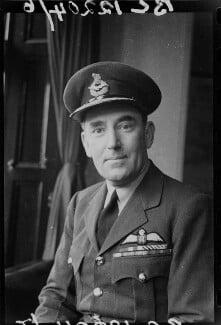 Sir Arthur Coningham, by Howard Coster - NPG x10918