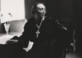 Edith Sitwell, by Howard Coster - NPG x10964