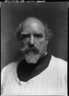 Augustus John, by Howard Coster - NPG x10983