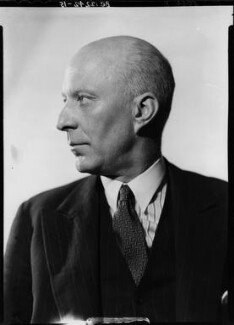 (Edward) Hugh John Neale Dalton, Baron Dalton, by Howard Coster, 1940 - NPG x11201 - © National Portrait Gallery, London