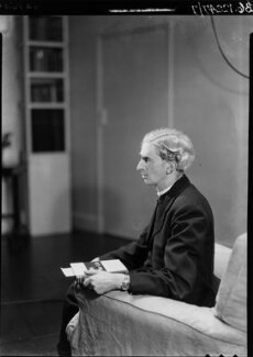 Martin Cyril D'Arcy, by Howard Coster - NPG x11226