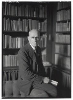 Sir Arthur Eddington, by Howard Coster - NPG x11550