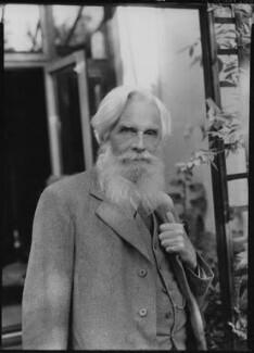 Henry Havelock Ellis, by Howard Coster - NPG x11563