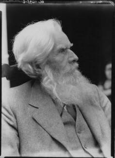 Henry Havelock Ellis, by Howard Coster - NPG x11568