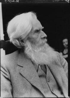 Henry Havelock Ellis, by Howard Coster - NPG x11569
