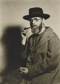 Eric Gill, by Howard Coster - NPG x12025