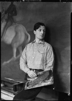 Rex Whistler, by Howard Coster, 1936 - NPG x12300 - © National Portrait Gallery, London