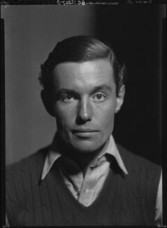 (Robert) Peter Fleming, by Howard Coster, 1935 - NPG x12327 - © National Portrait Gallery, London