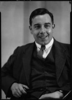 J.B. Priestley, by Howard Coster - NPG x13518