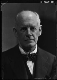 John Galsworthy, by Howard Coster - NPG x13612