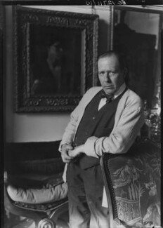 William Orpen, by Howard Coster - NPG x13655