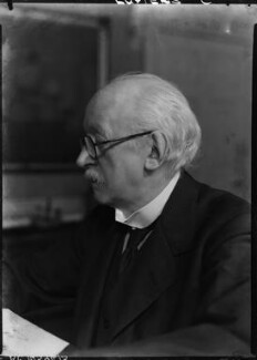 Sir Edwin Lutyens, by Howard Coster - NPG x14404
