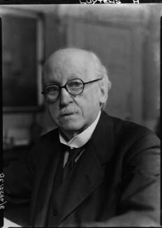 Sir Edwin Lutyens, by Howard Coster - NPG x14407