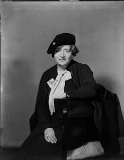 Ellen Cicely Wilkinson, by Howard Coster - NPG x14689