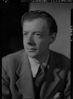 Benjamin Britten, by Howard Coster - NPG x15309