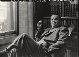 Cyril Connolly, by Howard Coster - NPG x15334