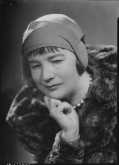 Sheila Kaye-Smith, by Howard Coster - NPG x19517