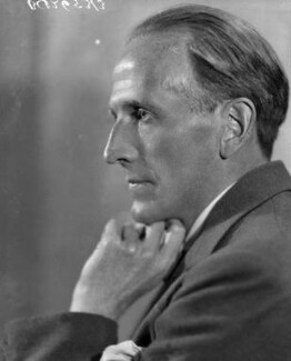 A.A. Milne, by Howard Coster - NPG x19562