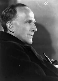 A.A. Milne, by Howard Coster - NPG x19568