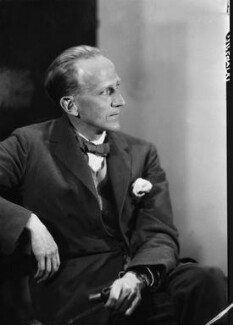 A.A. Milne, by Howard Coster, 1926 - NPG x19570 - © National Portrait Gallery, London