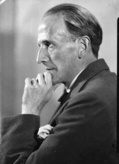 A.A. Milne, by Howard Coster - NPG x19571