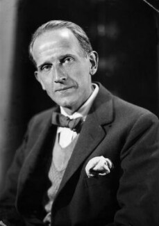 A.A. Milne, by Howard Coster - NPG x19573