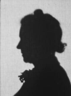 Dame Caroline Harriet Haslett, by Howard Coster - NPG x20907