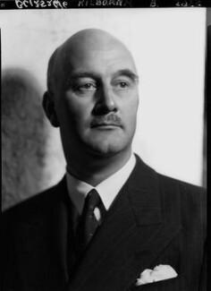 Sir Hew Ross Kilner, by Howard Coster - NPG x23115