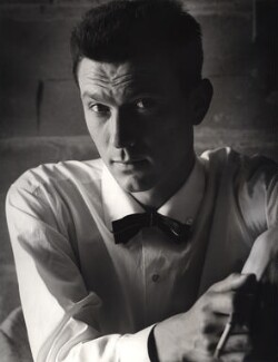 Laurence Harvey, by Cornel Lucas - NPG x23304