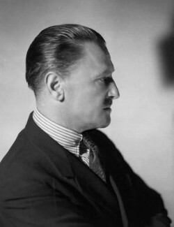 Somerset Maugham, by Howard Coster - NPG x23660