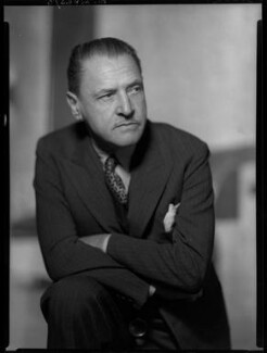 Somerset Maugham, by Howard Coster - NPG x23666