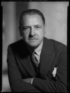 Somerset Maugham, by Howard Coster - NPG x23670