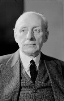 Charles McMoran Wilson, 1st Baron Moran, by Howard Coster - NPG x23818