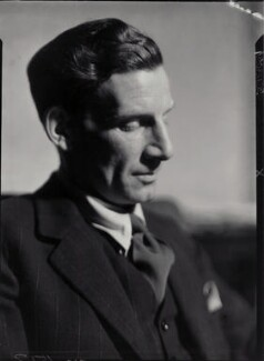 Siegfried Sassoon, by Howard Coster - NPG x23912