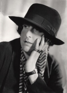 Vita Sackville-West, by Howard Coster, 1934 - NPG x23916 - © National Portrait Gallery, London