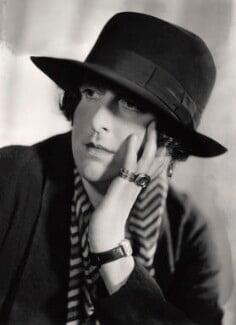 Vita Sackville-West, by Howard Coster, 1934 - NPG x23916 - © National Portrait Gallery, London
