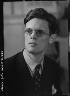 John Francis Alexander Heath-Stubbs, by Howard Coster - NPG x23979