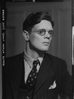 John Francis Alexander Heath-Stubbs, by Howard Coster - NPG x23981