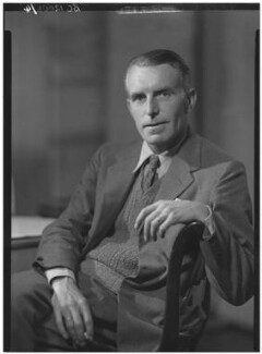 Joe Randolph Ackerley, by Howard Coster, 1939 - NPG x2407 - © National Portrait Gallery, London