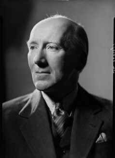 Sir Bronson James Albery, by Howard Coster, 1935 - NPG x2420 - © National Portrait Gallery, London